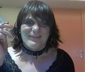 Live sex cam show with  transsexual - kinkychantal, sex chat in netherlands, groningen